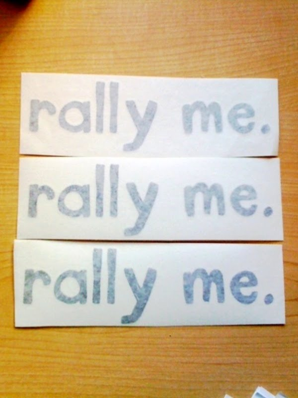rally me sticker