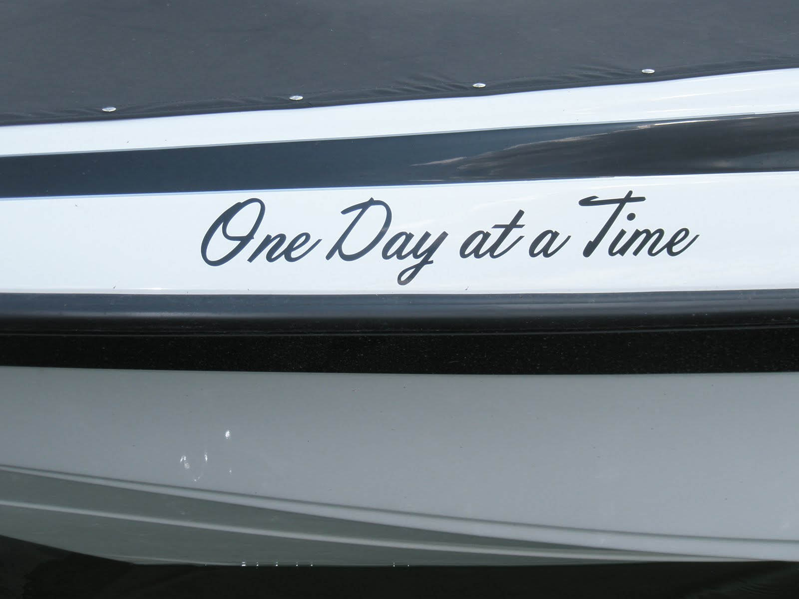 one day at a time boat name