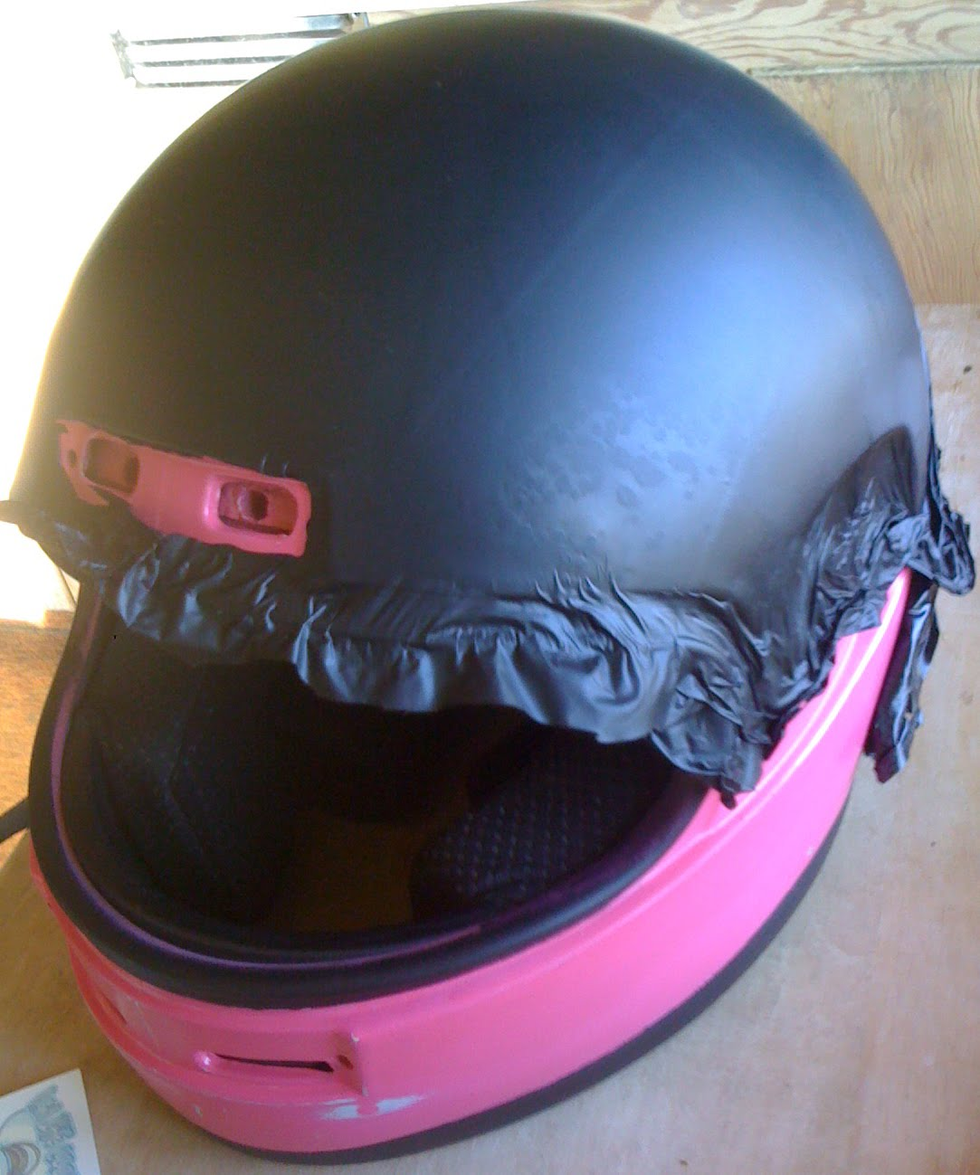 Helmet Wrap BetaCuts Custom Vinyl Design  Sign Shop Calgary - Vinyl wrap for motorcycle helmets