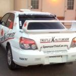 SponsorThisCar.Ca - 2007 Open Class Rally Car