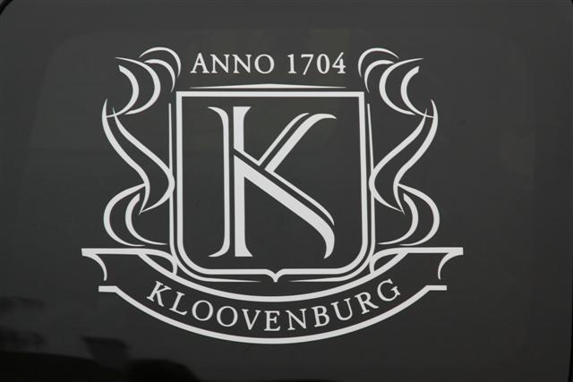 Kloovenburg Wines