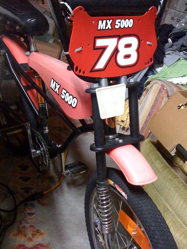 1978 MX 5000 SuperCycle