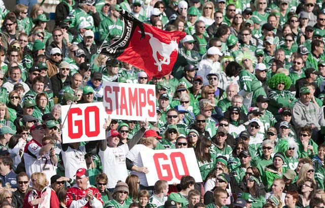Go Stamps Go signs