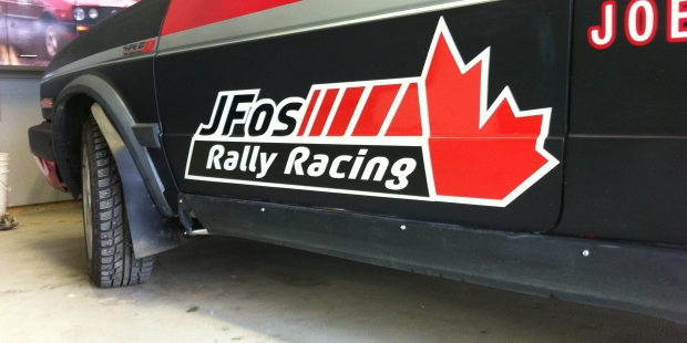 J Fos Rally Racing, Bedworx.ca