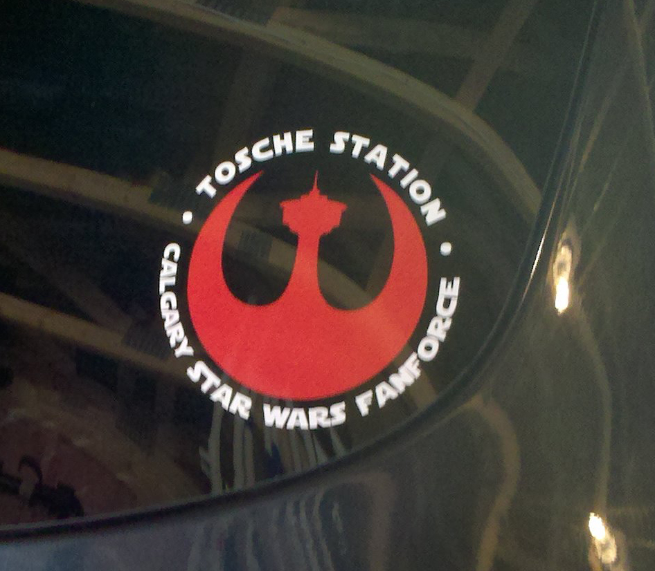 Star Wars Fan Force Calgary