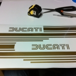 Ducati Stripes