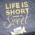 Sugar Cube Food truck shirt