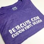 Custom T- Shirts, Calgary
