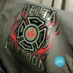 Recognition to the Firefighters - multi layer design